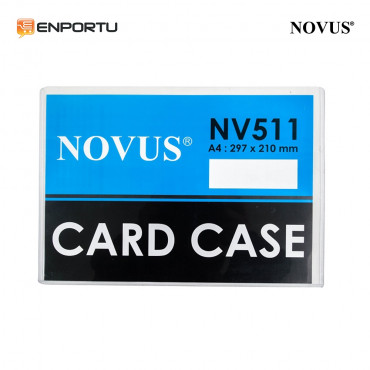 Novus Card Case A4 NV-511 (297 x 210 mm)