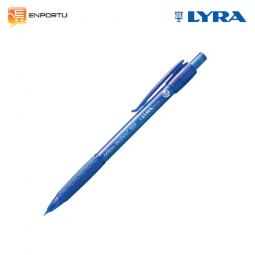 Lyra Mechanical Pencil Orlow - Techno BIRU 0.5