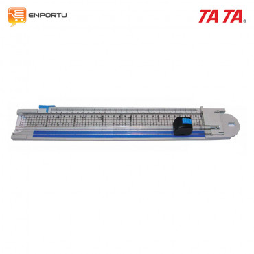 TA TA Ruler & Cutter 35cm RC-5