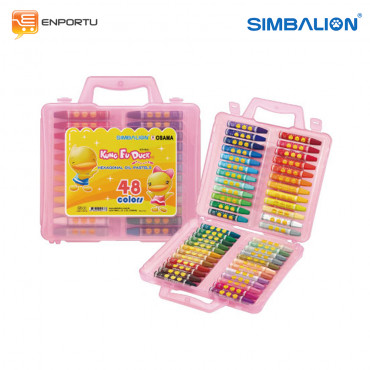 SIMBALION Kungfu Duck Plastic case KF 48A