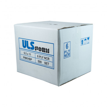ULS Continuous Form 9.5 x 11 NCR - 6ply