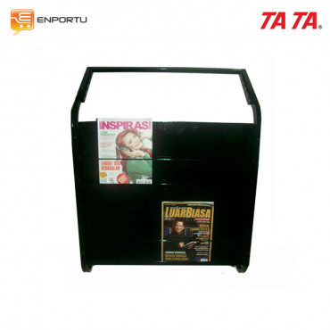VENP Newspaper & Magazine Stand w/ 5 clips